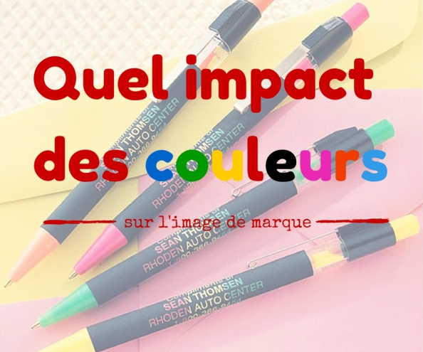 importance de la couleur